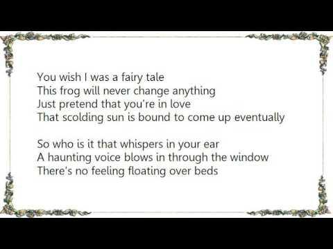 Cursive - Fairytales Tell Tales Lyrics mp3