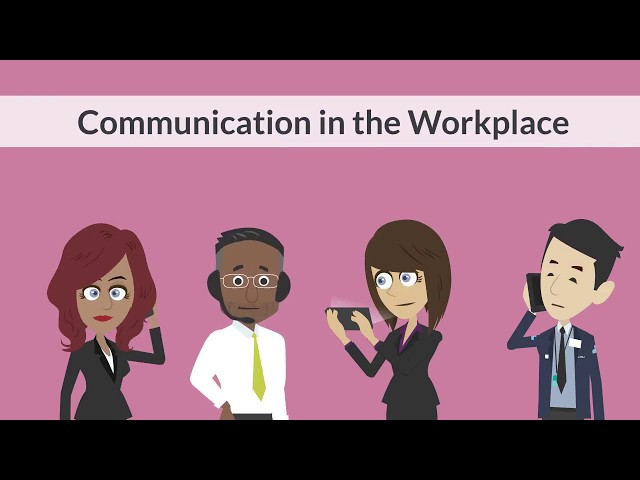 Communication in the Workplace by Advantage Benefit Solutions