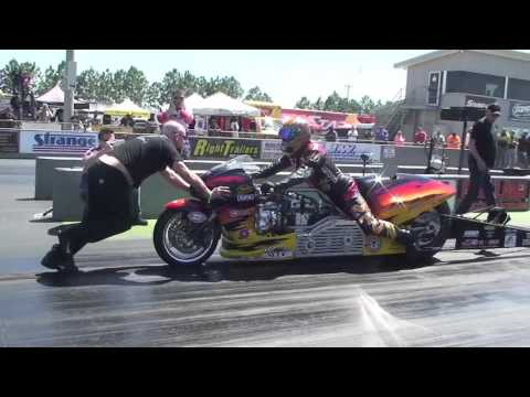 2016 Man Cup - Top Fuel - Qualifying Round 2