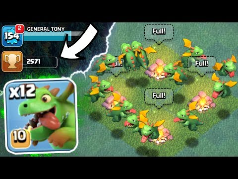 THE MOST OP TROOP TO EVER EXIST IN CLASH OF CLANS!! - YOU NEED TO SEE THIS!! HUGE GEM SPREE