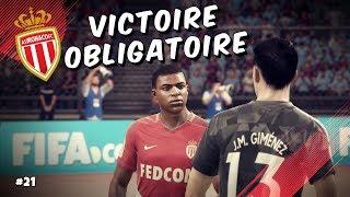 FIFA 18 - Carrière Manager / VICTOIRE OBLIGATOIRE #21