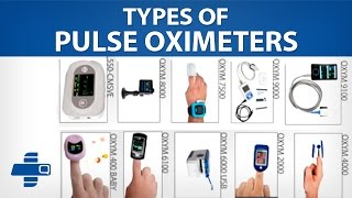 Types of Pulse Oximeters