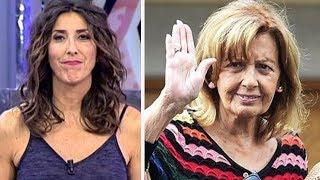 La cruel burla de Paz Padilla a María Teresa Campos que incendia las redes