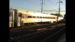 Amtrak Northeast Corridor & New Jersey Transit Newark Division Videos All Different Years