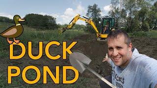 We Dug a Duck Pond