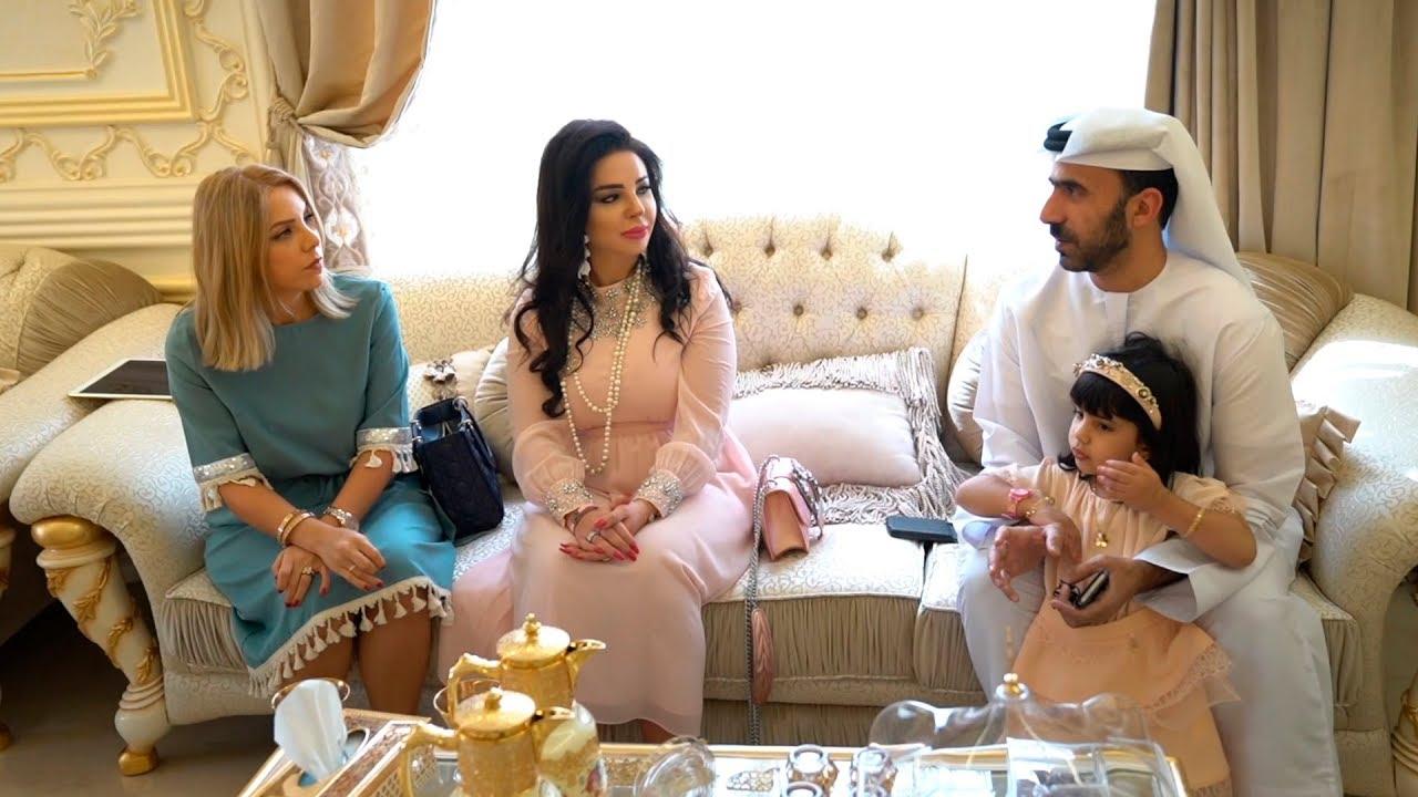 Stunning Interior Decor & Furniture of Luxury Villa in UAE!