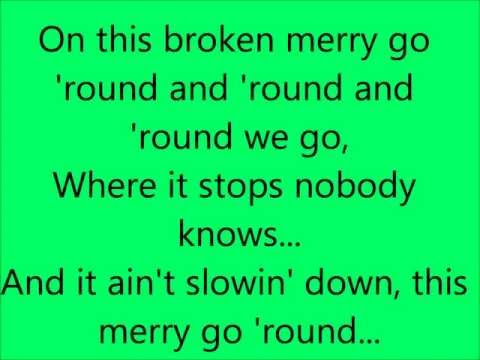 merry go machine gun lyrics