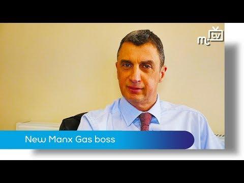 New Manx Gas boss