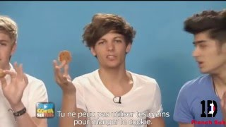 One Direction Challenges, Jeux, Ice Bucket VOSTFR Traduction Française