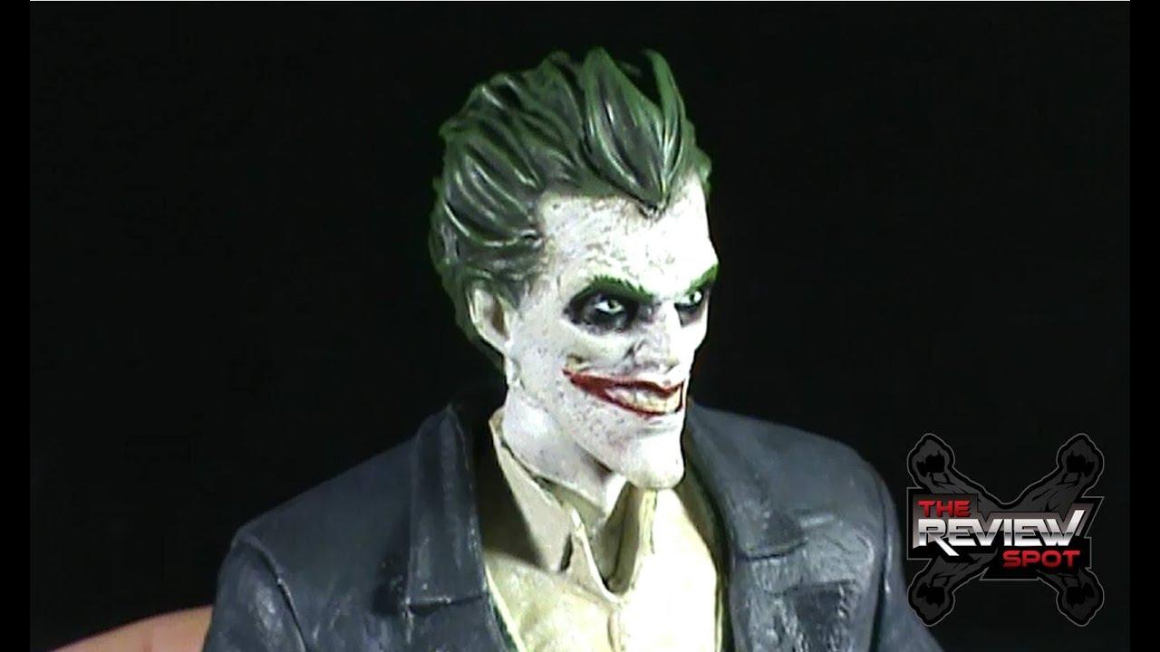 Toy spot dc collectibles batman arkham origins the joker youtube voltagebd Image collections