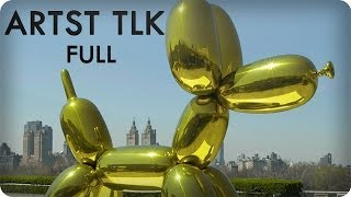 Jeff Koons & Pharrell: Affirmation Abstraction Acceptance | ARTST TLK™ Ep. 11 Full | Reserve Channel