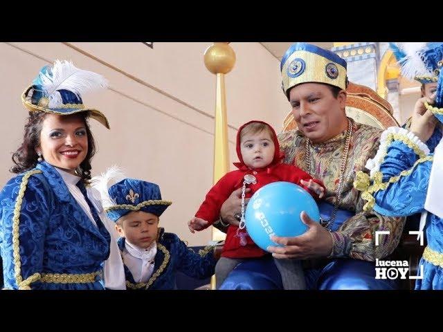 VÍDEO: ¡Vuelve la ilusión!. Los Mensajeros Reales reciben las cartas de miles de niños