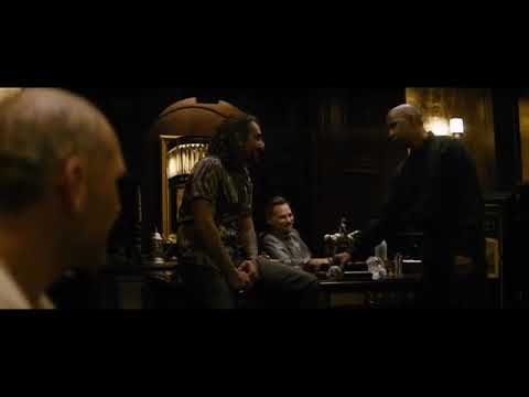 The Equalizer best action scene by Danzel Washington.