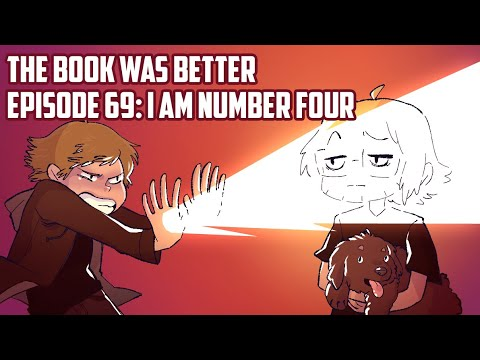 The Book Was Better: I Am Number Four Review