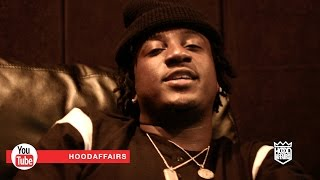 K CAMP IN STUDIO WITH HOOD AFFAIRS