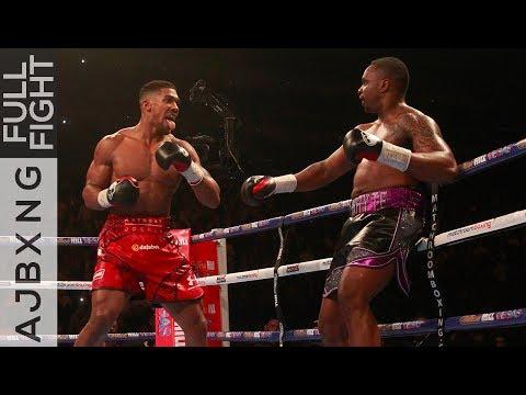 Full Fight | AJ Vs Dillian Whyte KO