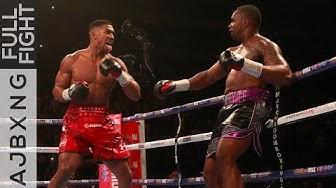 Full Fight | Anthony Joshua Vs Dillian Whyte KO