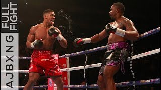 Full Fight | Anthony Joshua Vs Dillian Whyte KO