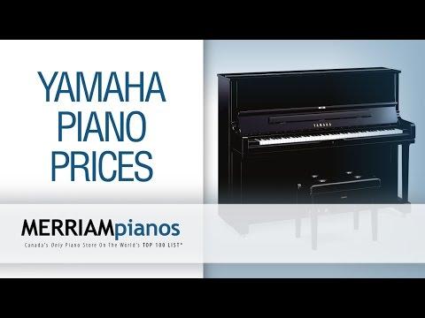 Yamaha Piano Prices: New and Used Yamaha U1 Acoustic Upright Piano Price