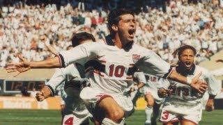 MNT vs. Costa Rica: Highlights - Sept. 7, 1997