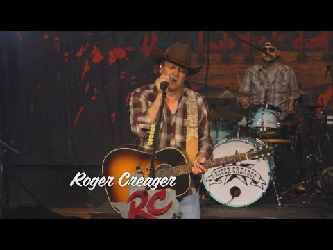 "Roger Creager ""Gulf Coast Time"" LIVE on The Texas Music Scene"