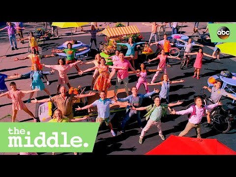 Sue and Brad's Musical Number - The Middle 8x22