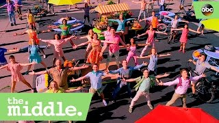 sue and brad s musical number the middle 8x22
