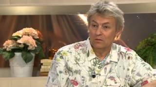 Bokaktuella Lars Lerin om sin kärlekssaga - Nyhetsmorgon (TV4)