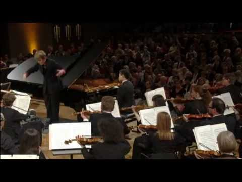 David Fung performs Brahms Concerto No. 2 in B-flat Major, Op. 83