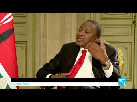 "Exclusive - Uhuru Kenyatta: ""No reason why Kenyan athletes should be banned from Olympics"""