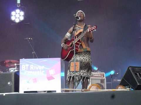 Tamarundi at BT River of Music - song 2