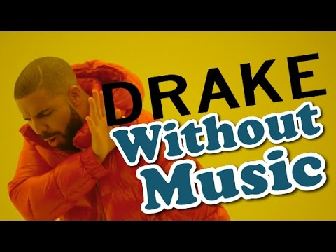 Drake - Hotline Bling - Without Music Shreds