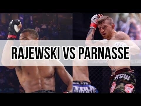 KSW 41 - Łukasz Rajewski vs Salah Dine Parnasse? (info + typ)