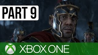 Ryse Son of Rome Gameplay Walkthrough Part 9 - Chapter 5: Edge of the World (XBOX ONE 1080p HD)