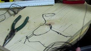 Impromptu Concert - Making a Horse Armature and Great Scaling Tip Using an Architect