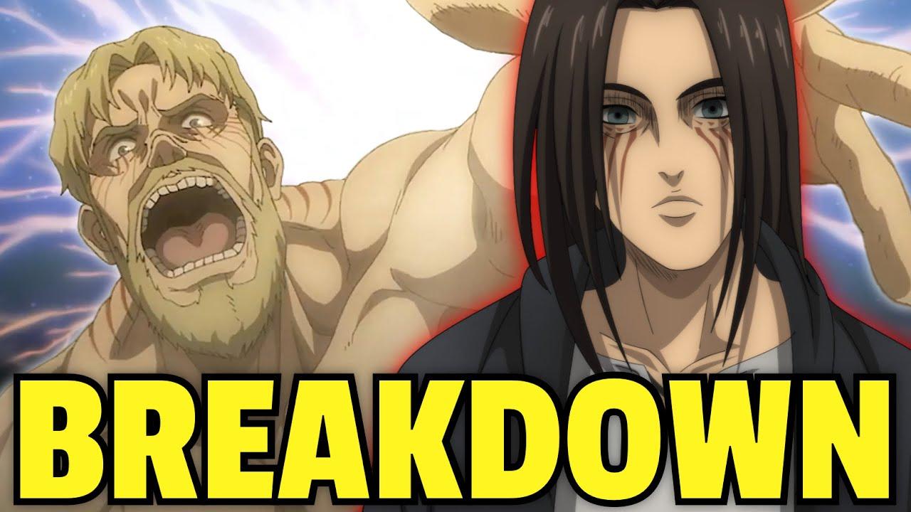Download AOT Part 2 TRAILER BREAKDOWN! | Attack on Titan Final Season | Trailer Explained