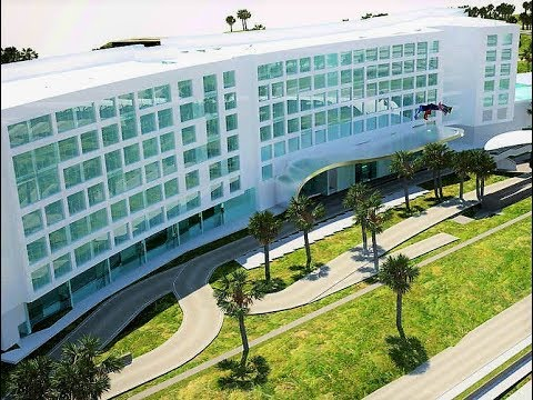HAYAT REGENCY AIRPORT, ALGIERS. AVC TVX 95%.