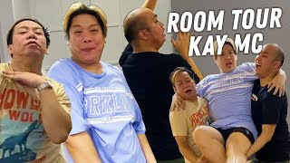 ROOM TOUR SA KWARTO NI MC (ALMOST FINISHED NA) | BEKS BATTALION
