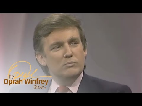 Donald Trump on the Role Genetics Play in Success | The Oprah Winfrey Show | Oprah Winfrey Network