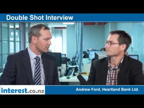 Double Shot Interview with Andrew Ford, Heartland Bank Ltd. - May 2015