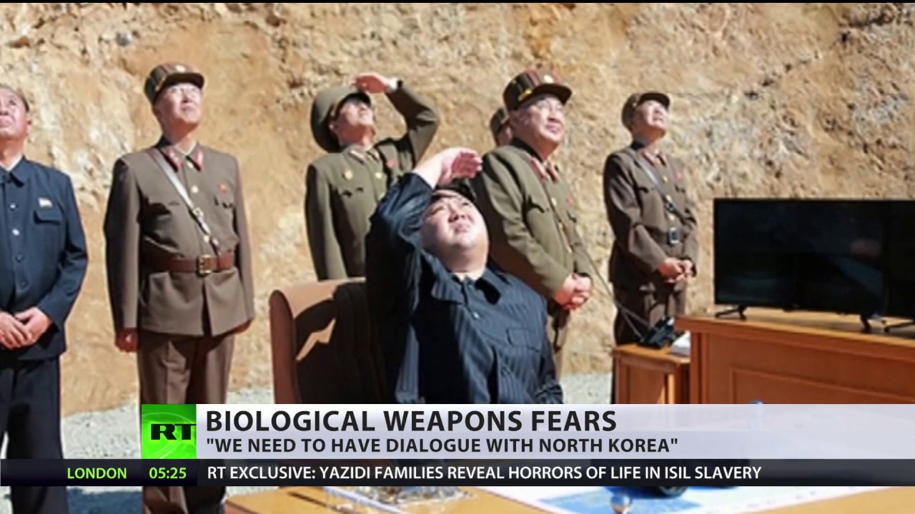 Report that N. Korean defector has anthrax antibodies feeds into biological weapons scare