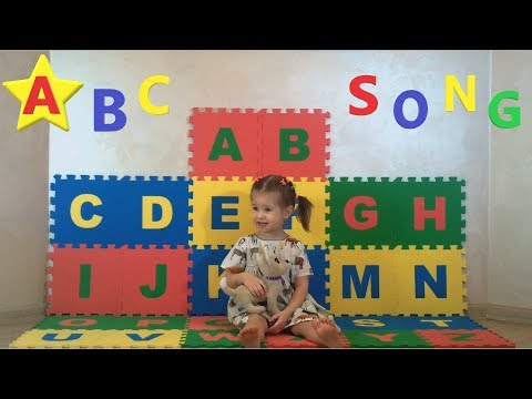 ABC Song | Learn English Alphabet | Nursery Rhymes | Education Video For Kids