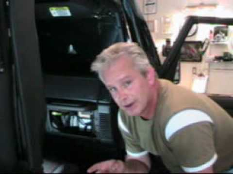 how to change a fuse on your jeep youtube Jeep Grand Cherokee Fuse Box