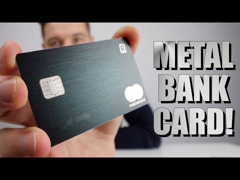 Revolut With An Awesome METAL Card! - Best Alternative To Banks!