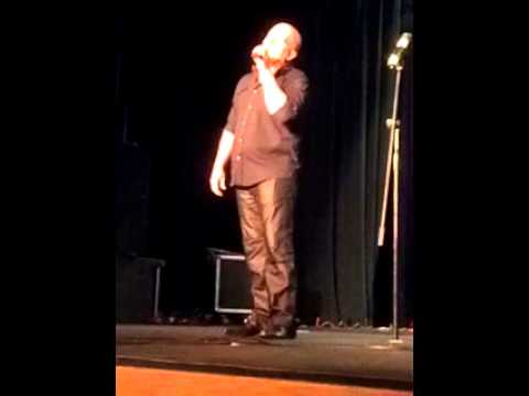 Chris Gaines singing Simple Man
