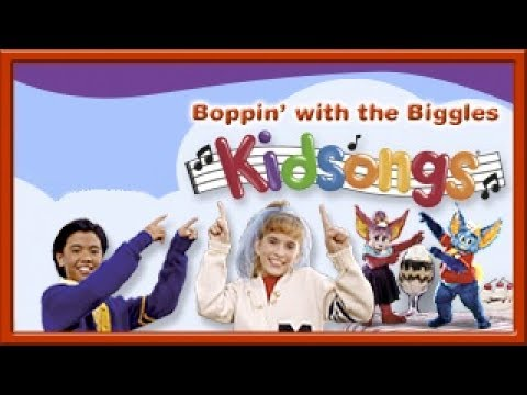 Kidsongs Boppin with the Biggles Details