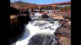 Cachoeira da Usina de Pai Joaquim, em Santa Juliana-MG. video 2013 07 26 12 36 14