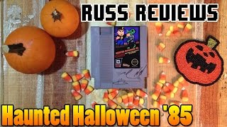 Haunted Halloween '85 Review, New 2015 NES Homebrew game