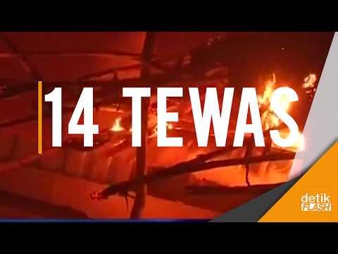 Gedung di Pusat Kota Mumbai Terbakar Hebat Mp3