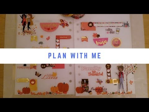 New Style! Monthly Plan With Me  Agenda 52 Floral daily tasks Ms Meena's Happy Life
